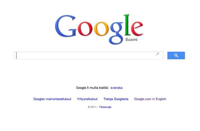 Google Im feeling lucky