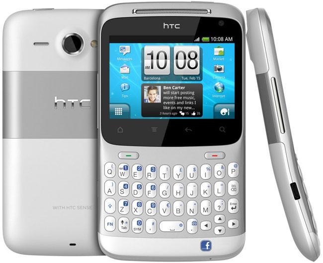 HTC ChaCha UK