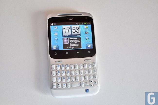 HTC ChaCha, HTC Status
