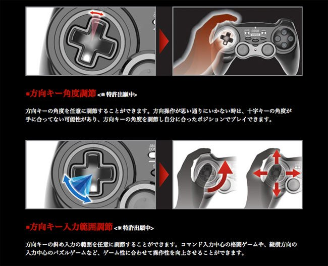 Hori PS3 Controller