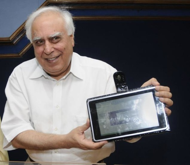 India's Budget Tablet