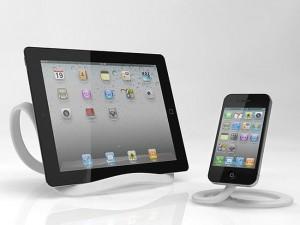 InfiniteLoop Tablet And Smartphone Stand (video)