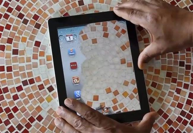 Invisibility iPad 2 App