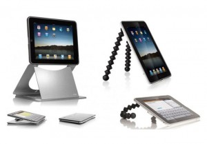 GorillaMobile Ori And Yogi iPad 2 Stands Unveiled By Joby (video)