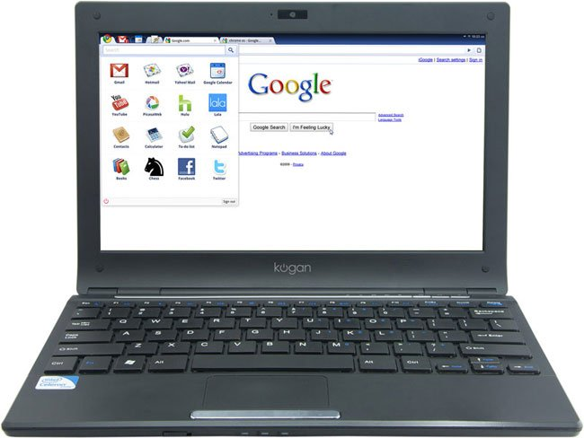 Kogan Chromium OS Laptop