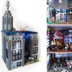 Lego Bioshock Rapture