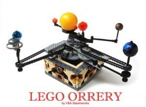 Lego Orerry
