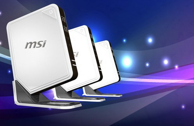 MSI Wind Box DC540