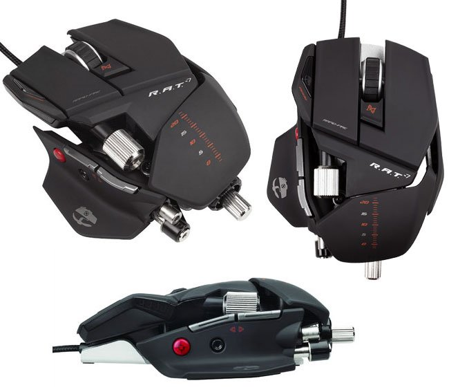 Mad Catz Cyborg RAT