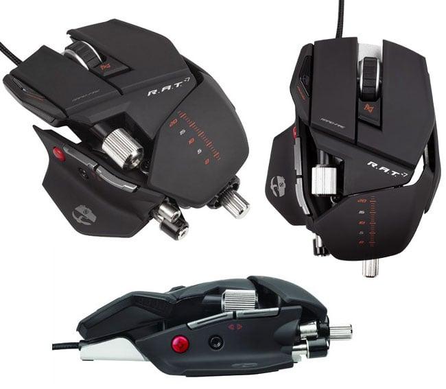 cyborg rat 3 treiber mac