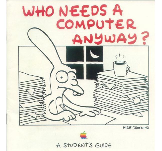 Matt Groening 01