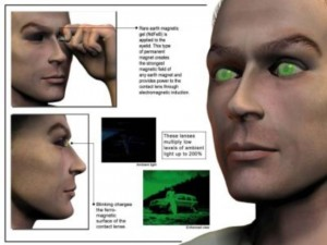 Top Secret Night Vision Contact Lenses Rumor Start Circulating Again