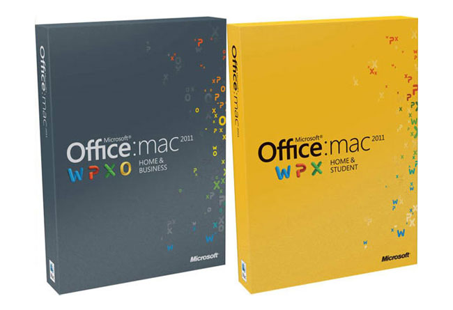 Office Mac 2011 - Francais No License