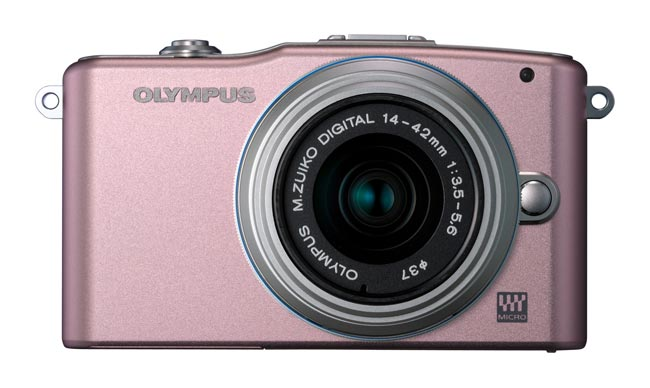 Olympus Pen Mini Laukku : Olympus pen mini e pm gets official