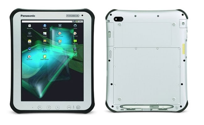 Panasonic Android Toughbook Tablet