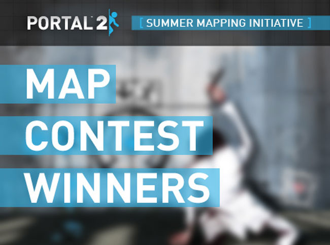 Portal 2 Map Contest Winners
