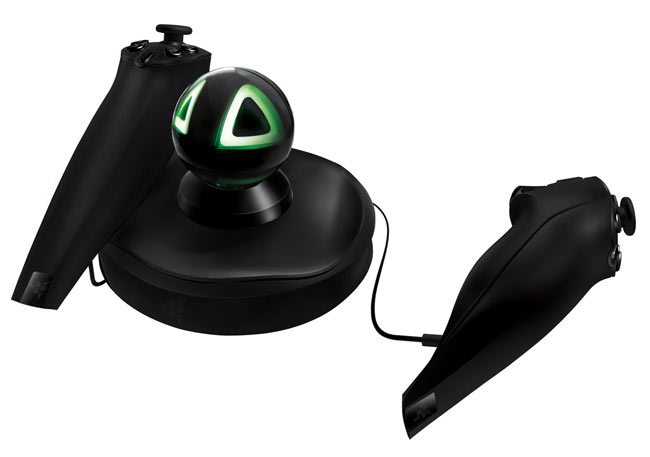 Razer Hydra Motion Controller