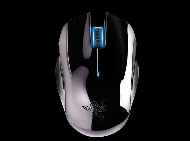 Razer Orochi Black Chrome Edition