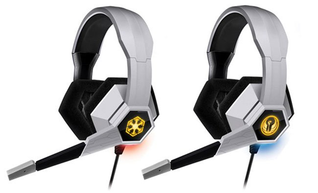 Razer Star Wars The Old Republic Headset