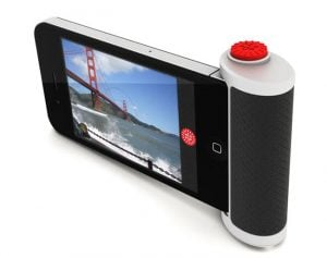 Red Pop Accessory Adds A Camera Button To Your iPhone