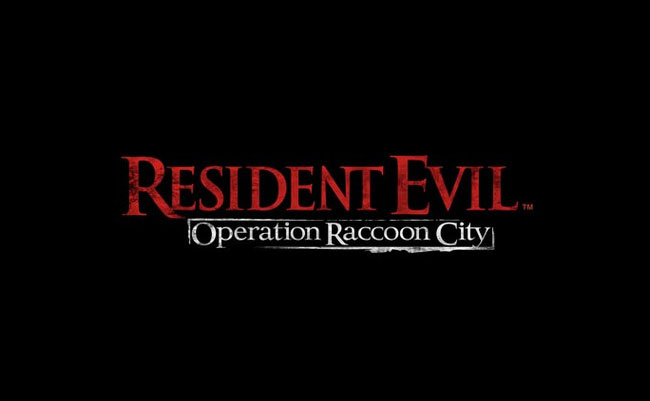 Resident Evil: Operation Raccoon City E3 Trailer