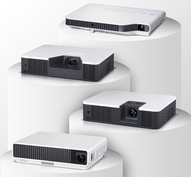 Casio SLIM Projectors