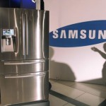 Samsung Wi-Fi Fridge