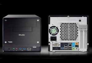 Shuttle H3 6700G Compact And Powerful Gaming System