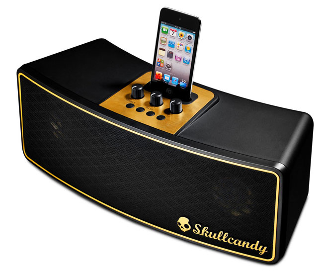 Skullcandy vandal iphone dock