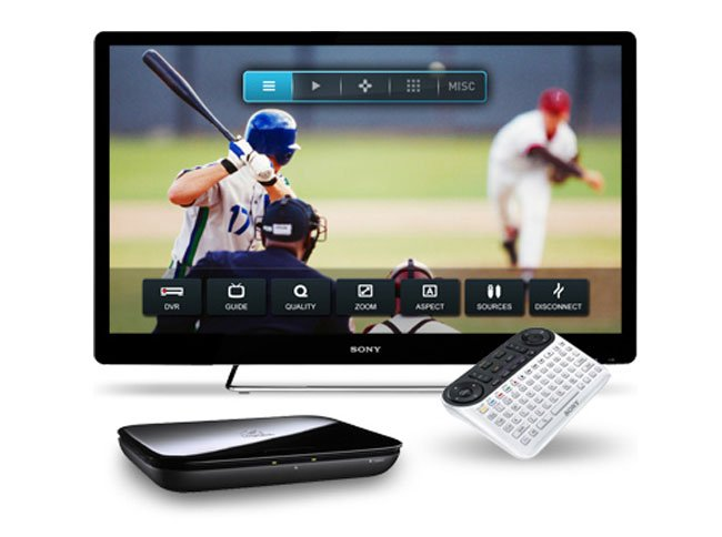 SlingPlayer for Connected Devices