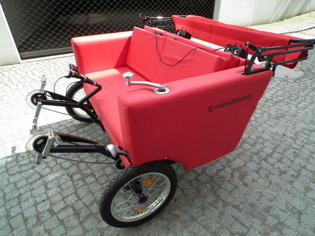 Sofa Bike