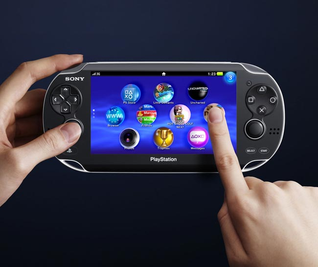 Sony NGP To Be Called The PS VITA? » Geeky Gadgets