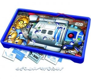 Star Wars Operation Game R2-D2 Style