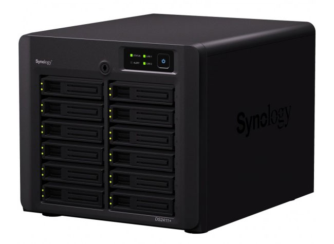 Synology DiskStation DS2411+
