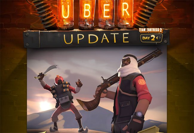 Team Fortress 2 Uber Update Day 2 Timbuk Tuesday