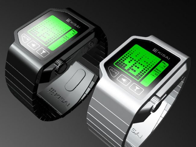 TokyoFlash Breathalyer Watch