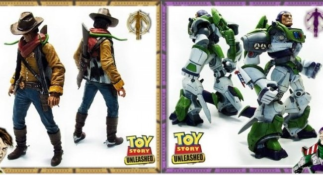 Toy Story Unleashed