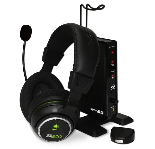 Turtle Beach XP500 Gaming Headset