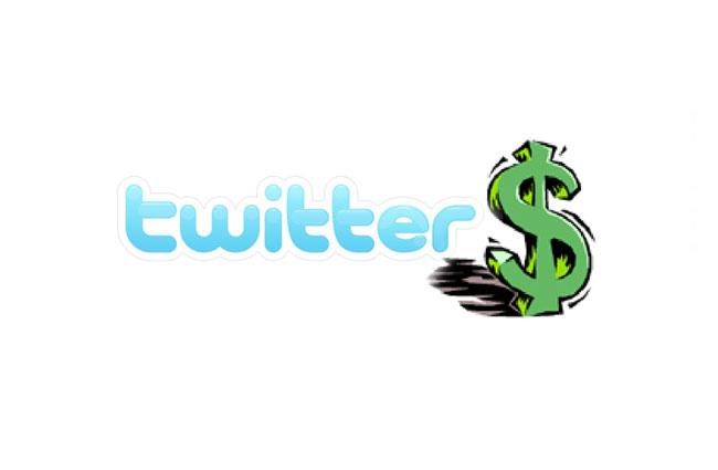 Twitter adverts