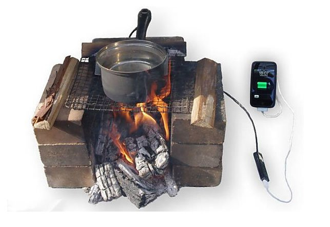 USB Pot Cooking