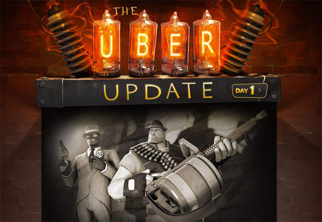 Team Fortress 2 Uber Update Launched By Valve