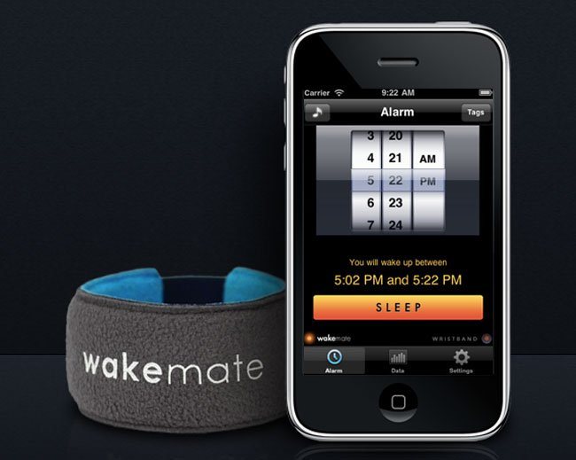 Wakemate iPhone App