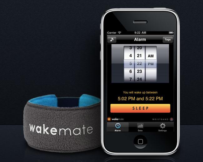 Wakemate iPhone App