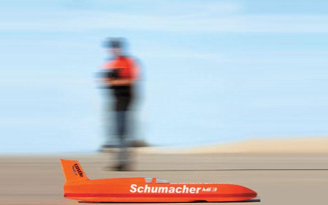 Worlds Fastest Remote Control Car