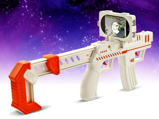 appblaster iphone gun