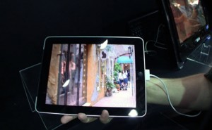 Apple iPad 3D Display