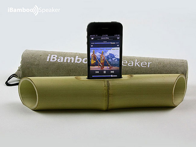 iBamboo iPhone 4 Speaker
