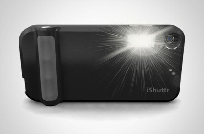 iShuttr iPhone 4 Camera Accessory Case