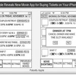 Latest Apple Patent Reveals Movie App To Buy Tickets With Your iPhone