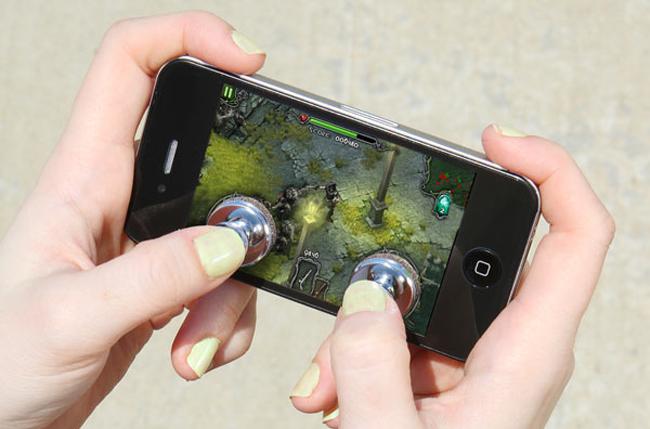Joystick-IT iPhone